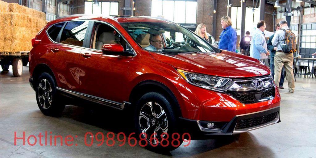 Honda CR-V 2017 mới