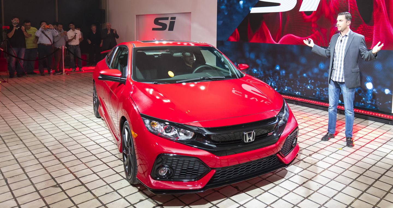 Honda Civic Si 2018 205 mã lực chính thức ra mắt