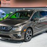Honda Odyssey chuẩn bị tích hợp hộp số 10 cấp