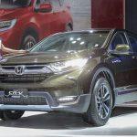 Honda CR-V 7 chỗ Turbo có giá từ 736 triệu đồng