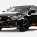 Honda Civic Hatchback có thêm phiên bản đặc biệt Orange Edition
