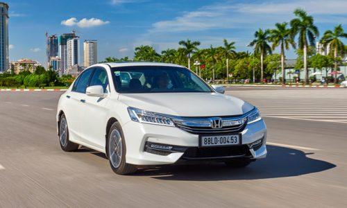 Honda tặng Accord cho khách hàng may mắn khi sắm ô tô
