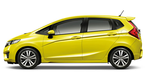 than xe Honda jazz