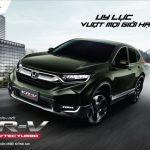 Honda Việt Nam giới thiệu Honda CR-V 7 chỗ VTEC TURBO mới